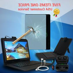 10 inch Google Android 7 Tablet PC GSM Unlock | Keyboard Cas