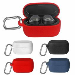 1Pc Silicone Protective Case Charging Cover For Jabra Elite