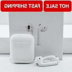 Apple AirPods 2nd Gen Wireless Earbuds with Charging Case Ne