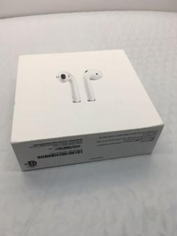 Apple AirPods 2nd Generation Wireless Earbuds +Charging Case