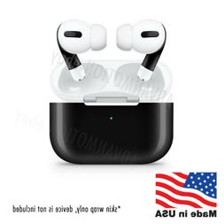 EarBuds & Charging Case Vinyl Decal Skin Wrap Kit for Apple