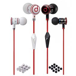 iBeats by Dr Dre Control Talk Mic In-Ear Earbuds Beats Buds