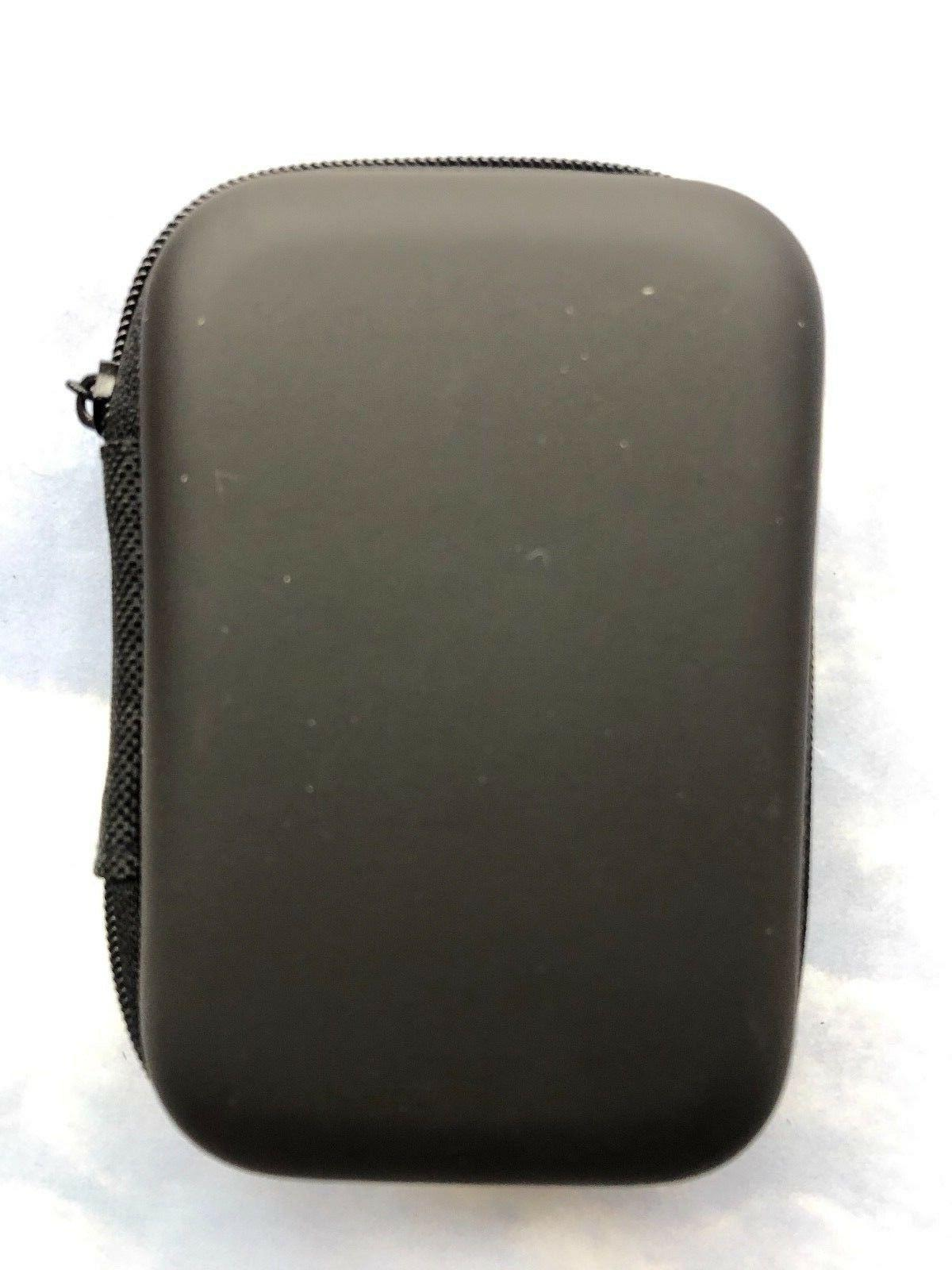 Small Earphone accessory Carrying Hard Bag