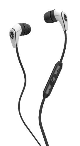 Skullcandy 50/50 In Ear Bud with In-Line Microphone and Cont