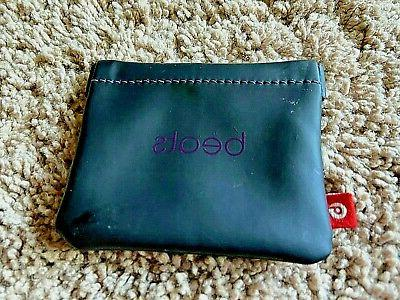 beats earbuds storage pouch small soft case