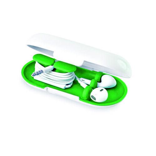 and Storage for Earbuds - in 3 colors