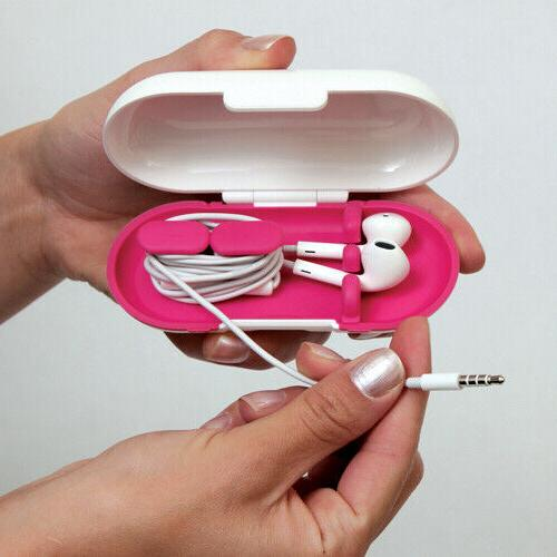 Earbud Dotz and Storage - colors