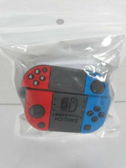 Nintendo Switch Air Ear Bud Case Cover Key Bag Hook Silicone