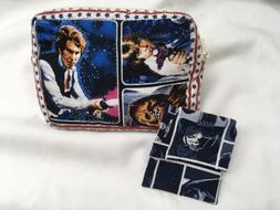 Star Wars Handmade soft cotton fabric earbuds case & accesso