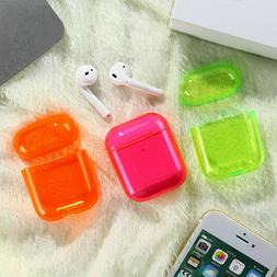 Transparent Candy Colored Case Hard Protective Shell For App