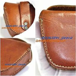 Generic Mans Handmade Genuine Leather Case Box Bag For In Ea