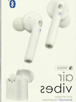 wireless bluetooth earbuds with charging case white