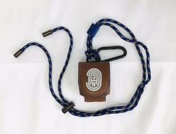 🔥Coach Wireless Earbud/ Airpods Case With Lanyard & Carab