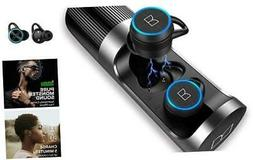 Wireless Earbuds, Monster Bluetooth Earbuds 5.0 with Chargin